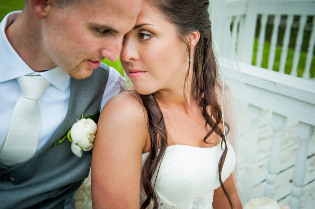 Real Wedding: Heidi and Robert