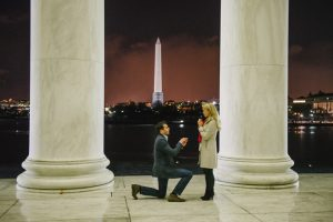 Proposal Story: Kristen and Joshua