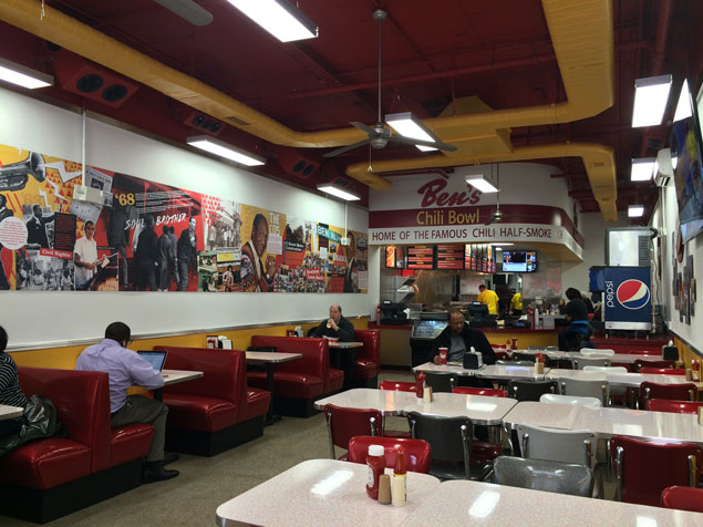 Ben's Chili Bowl Opens First Standalone Sister Eatery in Arlington