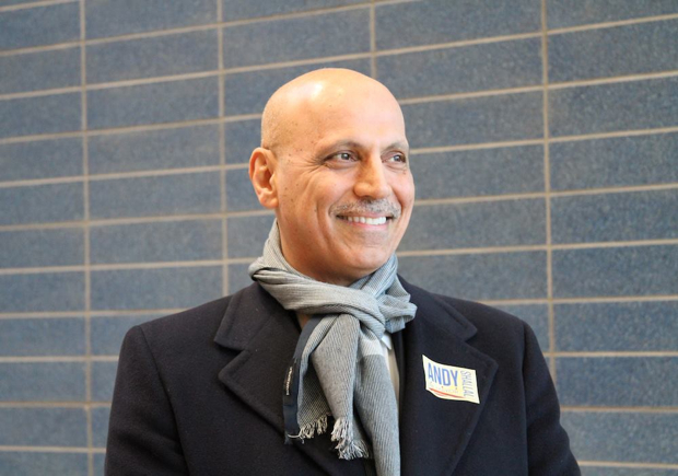 Andy Shallal Doesn't Appreciate Being Told to Quit Mayoral Race