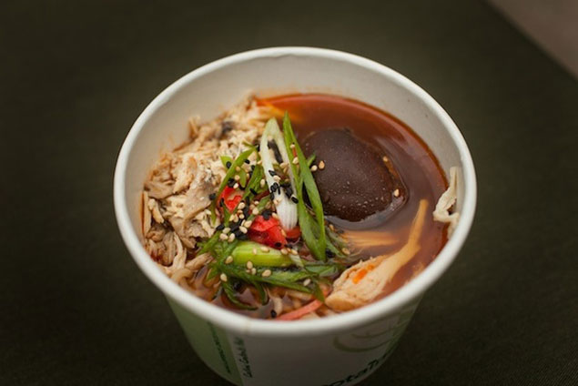 Here's What You'll Eat at Sweetlife 2014
