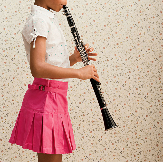 First Person: The Clarinetist