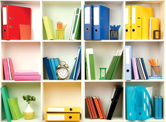 Home Office Design: Controlling the Clutter