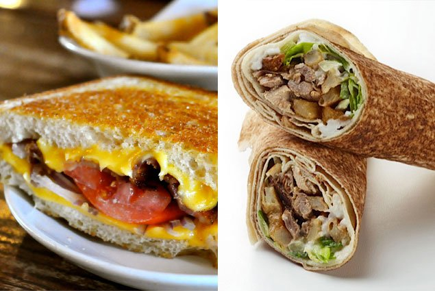 The Great Sandwich Smackdown: Stoney's vs. Shawafel