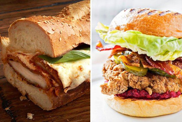 The Great Sandwich Smackdown: G vs. WTF Overtime Round