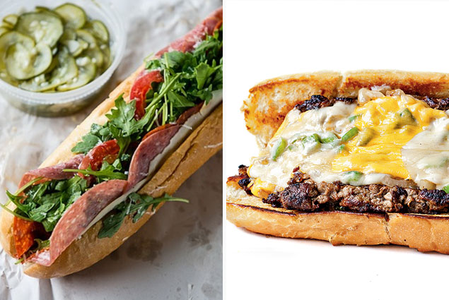 The Great Sandwich Smackdown: Ray's to the Third vs. Bub and Pop's