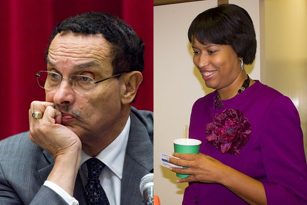 Poll: Vince Gray and Muriel Bowser in Statistical Tie a Week Before Mayoral Primary