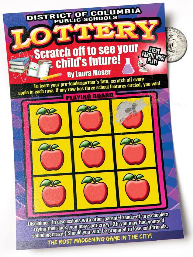 How Not to Get Your Kid into Kindergarten