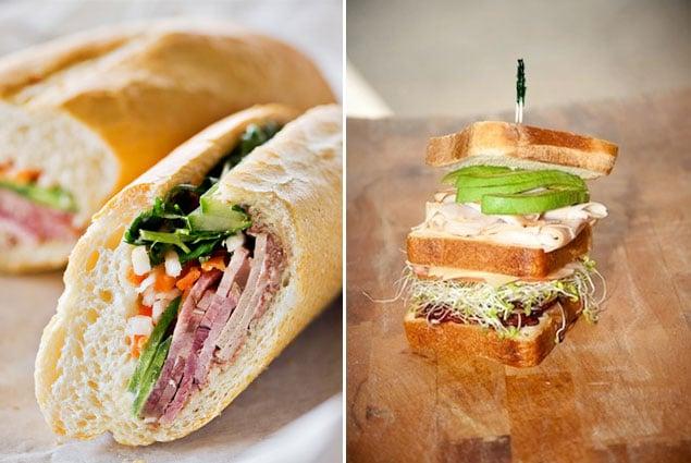The Great Sandwich Smackdown: Stachowski's vs. Banh Mi DC Sandwich