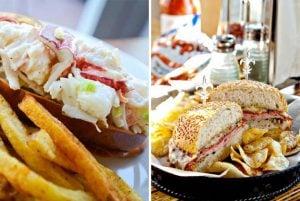 The Great Sandwich Smackdown: Bayou Bakery vs. Hank's Oyster Bar
