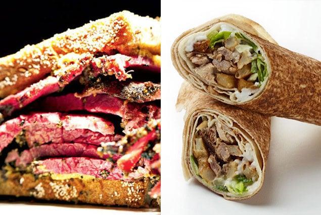 The Great Sandwich Smackdown: DGS Delicatessen vs. Shawafel