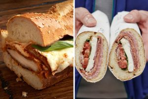 The Great Sandwich Smackdown: G by Mike Isabella vs. Taylor Gourmet