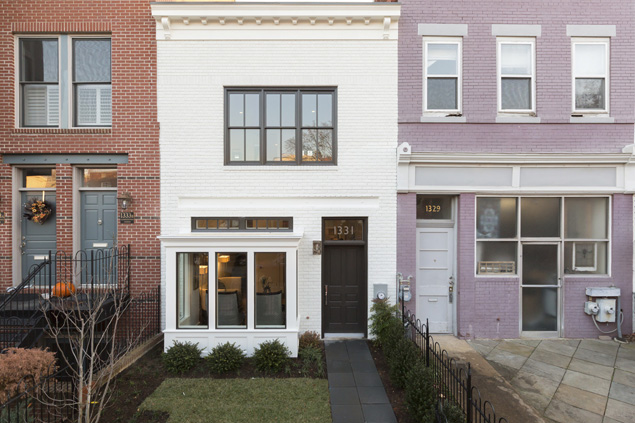 Listing We Love: A Retail Space Turned Residence in Capitol Hill