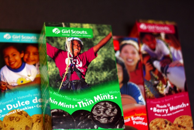 Where to Find Girl Scout Cookies Around Washington
