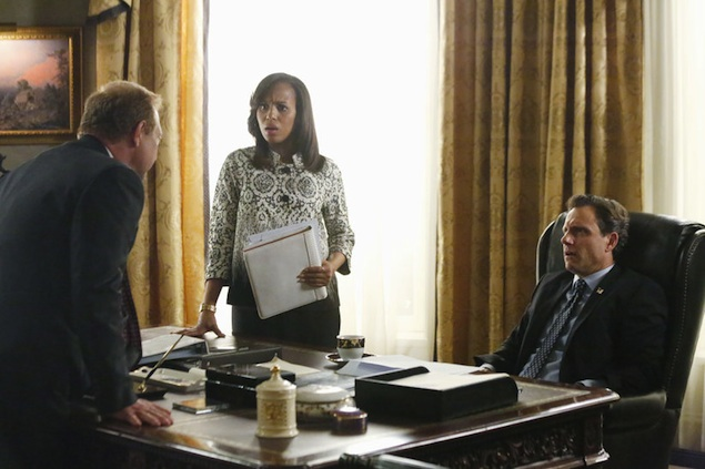 "WashingTelevision: Scandal Recap, Season Three, Episode 14, ""Kiss Kiss Bang Bang"""