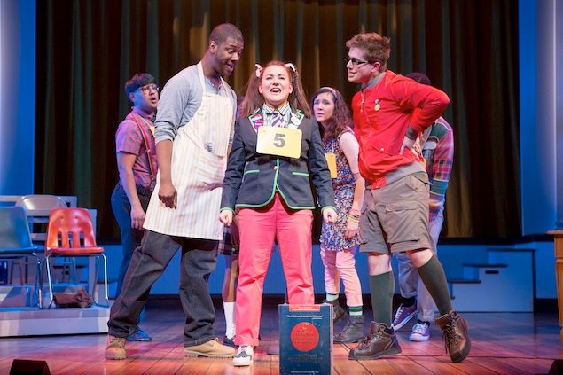 "Theater Review: ""The 25th Annual Putnam County Spelling Bee"" at Ford's Theatre"