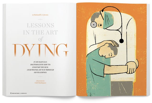 Lessons In the Art of Dying