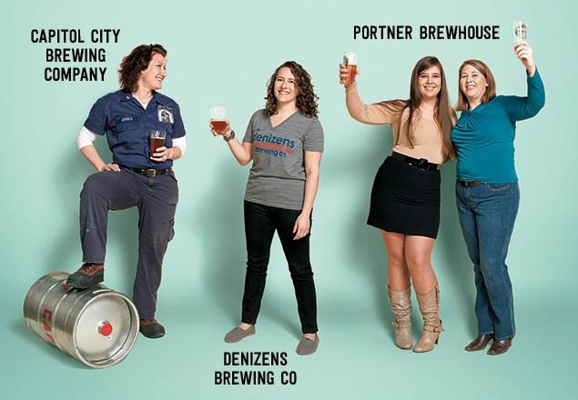 Women in Washington's Craft Beer Scene
