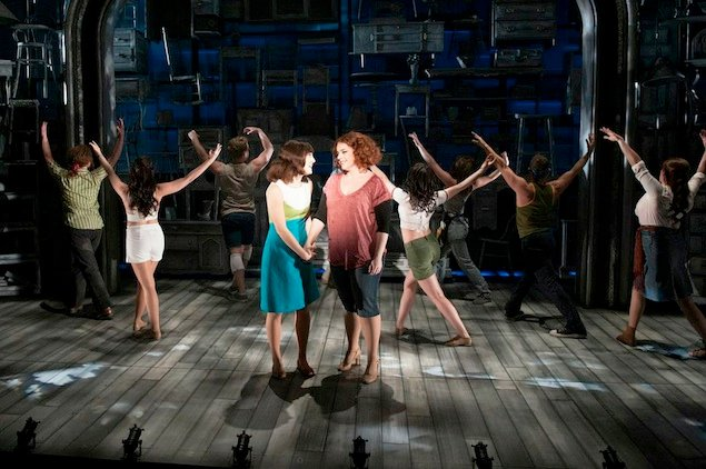 "Theater Review: ""Beaches"" at Signature Theatre"