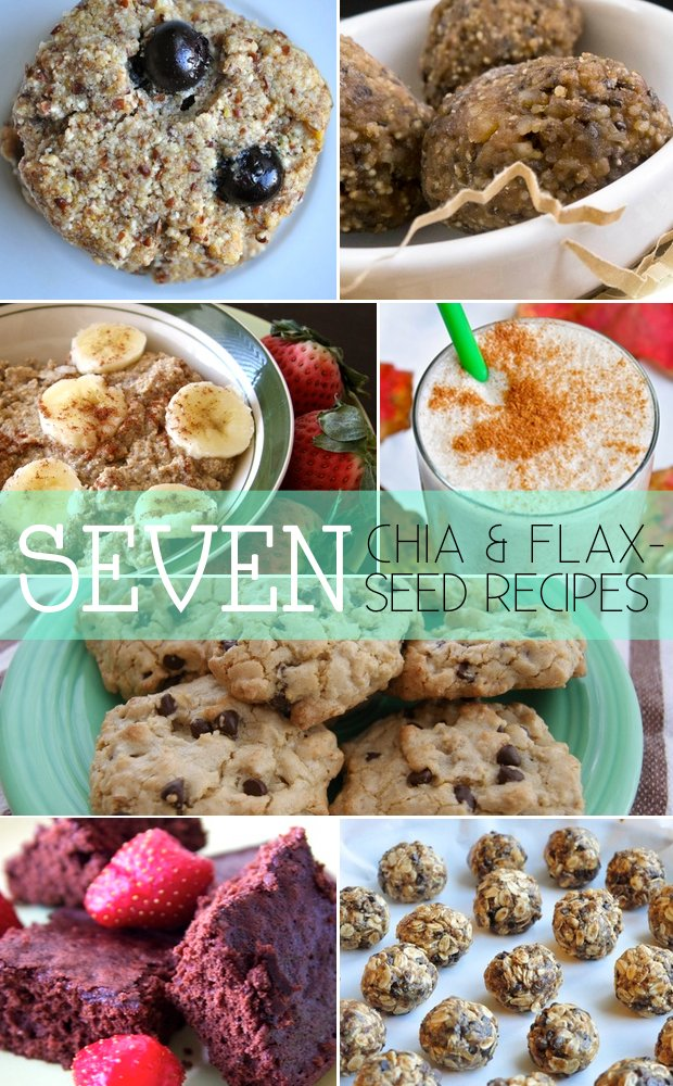 Healthy Recipes: 7 Delicious Desserts to Make With Flax and Chia Seeds