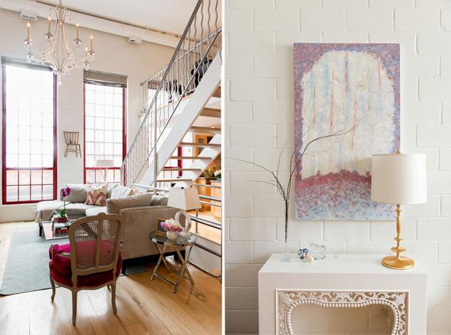 Home Envy: A Loft in Logan Circle