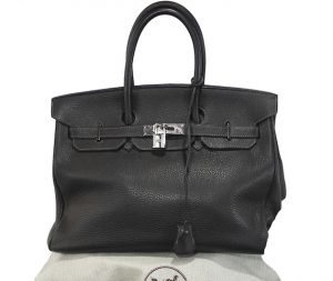 There's an Hermès Birkin Bag at Current Boutique Right Now