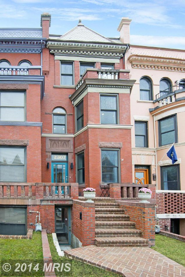 Listing We Love: A Four-Story Victorian in LeDroit Park