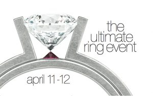 Event Alert: The Ultimate Ring Showcase at I. Gorman Jewelers