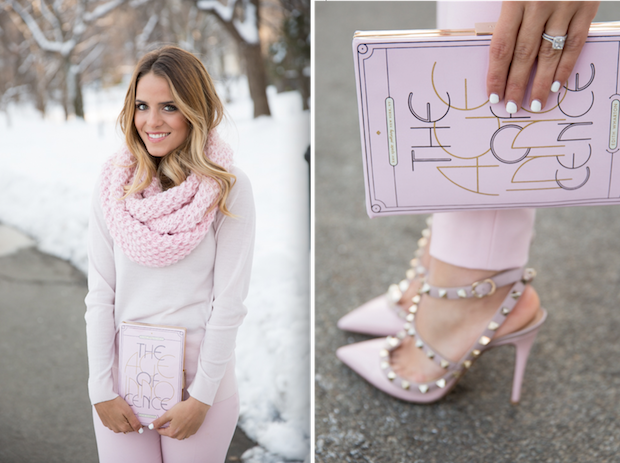 Color Story: Beautiful Pieces in Spring-Appropriate Blush (Photos)