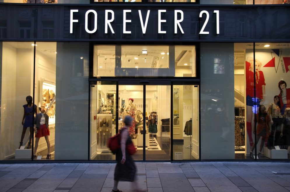 Forever 21 to Open a Second DC Location in Georgetown