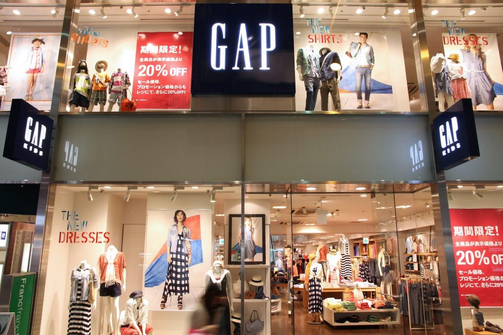 Spotted: Barack Obama Shopping at Gap in New York City