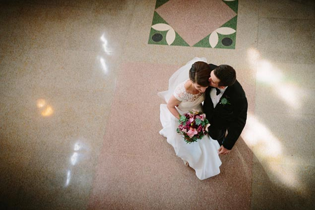 Real Wedding: Alicia and Giovanni