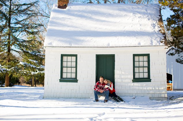Engagement Session: Lauren and Justin
