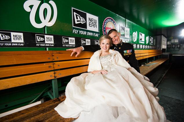 Real Wedding: Kimberly and Daniel