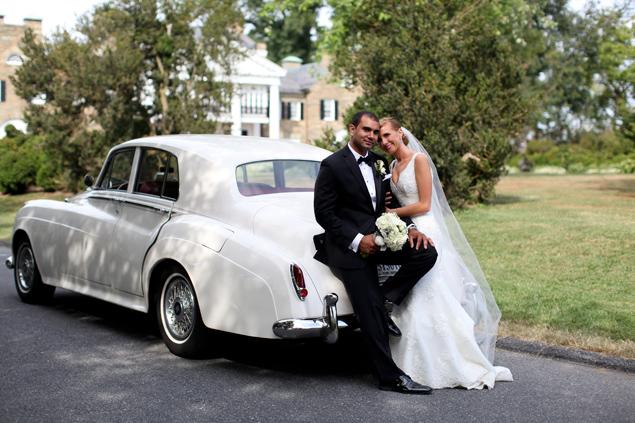 Real Wedding: Sophia and Nuvan