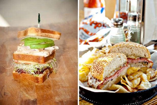 The Great Sandwich Smackdown: Stachowski's vs. Bayou Bakery