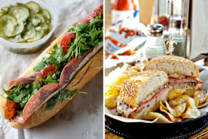 The Great Sandwich Smackdown: Bayou Bakery vs. Bub and Pop's