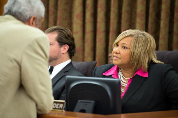DC Council Member Yvette Alexander Eyes David Catania's Seat