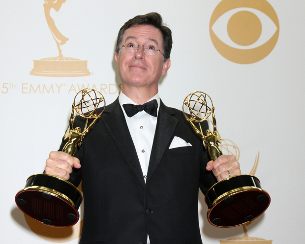 """Stephen Colbert's Nemesis Says """"Late Show"""" Is an Opportunity for DC"""