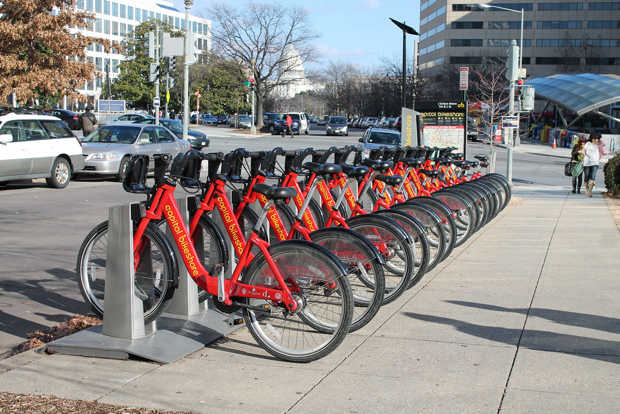 Capital Bikeshare Eager to Expand After Sale of Bankrupt Supplier