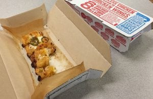 The 8 Best Reactions to Domino's Chicken Nugget Pizza