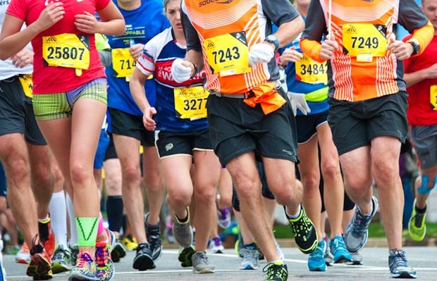 Marine Corps Marathon 17.75K Winner Crashed the Race