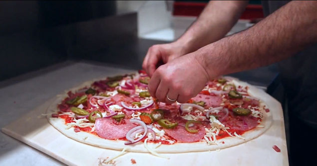 Taylor Gourmet's Pizza Shop Opens Monday