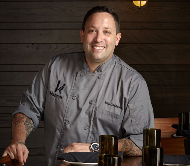 Q&A: Mike Isabella, Washington's Consummate Chef/Host