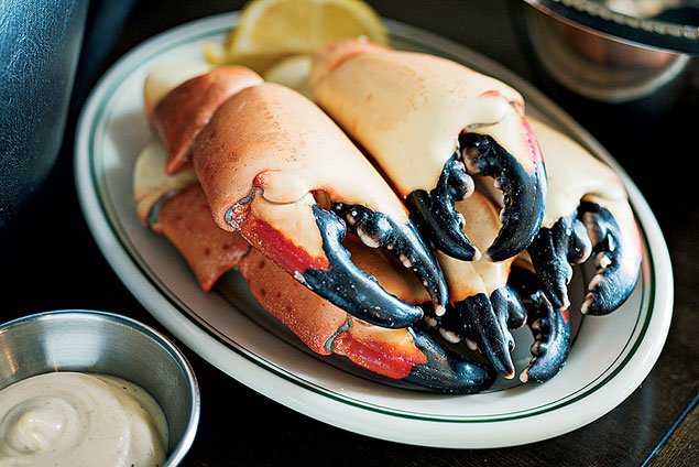 Joe's Seafood, Prime Steak & Stone Crab: South Beach Comes to DC