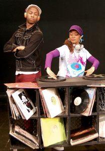 Psalmayene 24 Gives Cinderella a Remix at Imagination Stage
