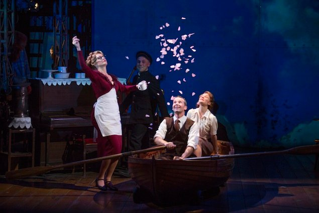 """Theater Review: """"Brief Encounter"""" at Shakespeare Theatre"""