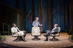 "Theater Review: ""Camp David"" at Arena Stage"