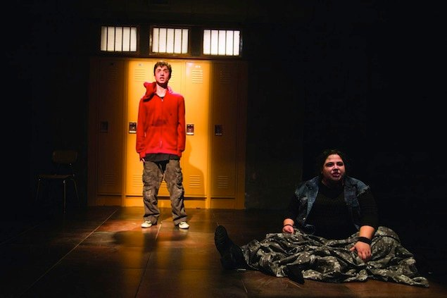 """Theater Review: """"Moth"""" at Studio Theatre"""