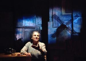 """Theater Review: """"Golda's Balcony"""" at Theater J"""
